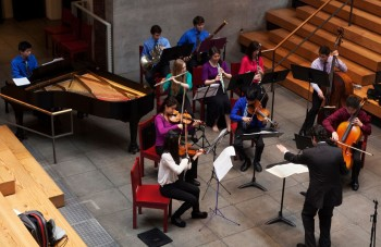 Camerata PYP performs Sunday. Photo: Tom Emerson