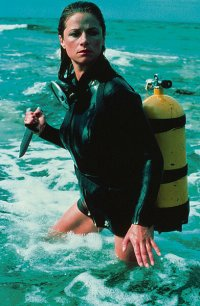"Charlotte Rampling in 1977's ""Orca."""
