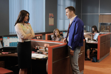 Marjane Satrapi directed Ryan Reynolds, Gemma Arterton and Anna Kendrick in 'The Voices' (2014).