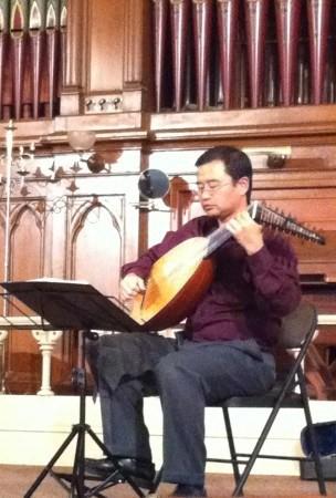 Hideki Yamaya performs twice this weekend in Portland.