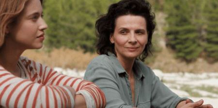 "Juliette Binoche in ""L'Atessa"" at the Portland International Film Festival."