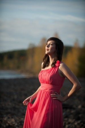 Laura Thoreson sings with Portland Baroque Orchestra next weekend. Photo: Jenica Lemmons.