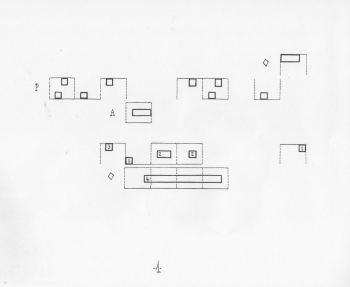 Feldman's score for 'Projection #4.'
