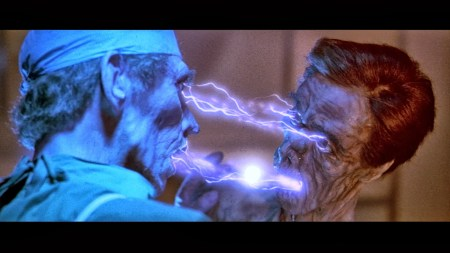 "A scene from ""Lifeforce,"" also screening on 70mm this weekend. And, no, that's still not Gary Busey."