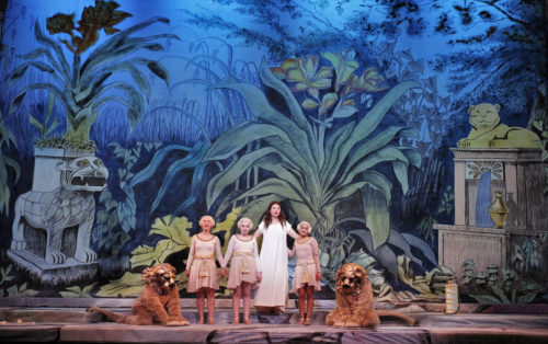 "The fantasia of ""The Magic Flute,"" where the wild things are. Photo: Cory Weaver"