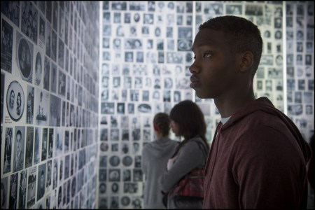 "A 21st century teenager (Ahmed Drame) comes face to face with the Holocaust in ""Once in a Lifetime."""