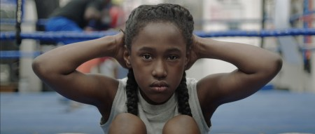 """Royalty Hightower stars in """"The Fits."""""""