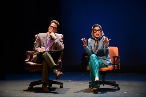 """Falsettos"" at Live On Stage: a PAMTA best-production nominee."