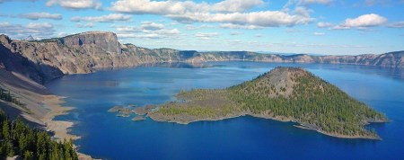 Britt Festival presents Michael Gordon's new work inspired by Crater Lake at Crater Lake.