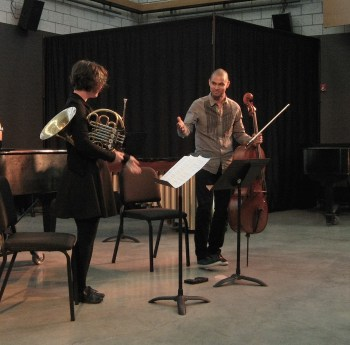 """Shannon Lauriston's """"From the Ashes"""" performed by the composer and former Kronos Quartet cellist Jeffrey Zeigler."""