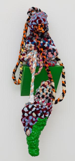 """MK Guth, """"2 Teenagers""""/Elizabeth Leach Gallery"""