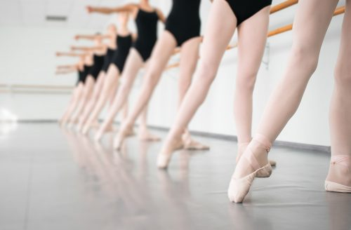 In the world of professional ballet, practice is an ever-present necessity, and nothing comes easily.