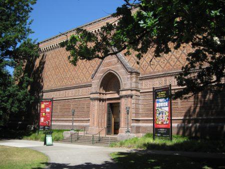 Ellis Lawrence designed the UO's Jordan Schnitzer Museum of Art.