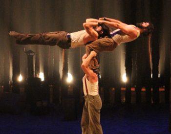 """Cirque Alfonse's """"Timber."""""""