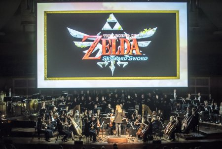 Legend of Zelda returns to the Oregon Symphony. Photo: Jose Lim.