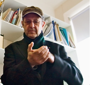Steve Reich in 2011. Photo: Ian Oliver.