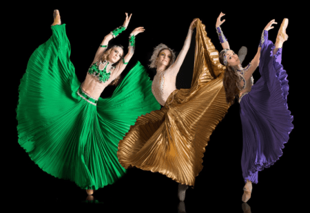 "Eugene Ballet brought ""Scheherazade"" to the Hult Center in 2014. Jon Christopher Meyers Photography."