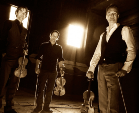 Nordic Fiddlers Bloc performs October 7 at Portland's Nordic House.
