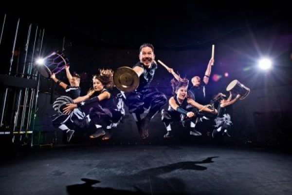 The Taiko Project and Portland Taiko perform Sunday. Photo: Rob Hammer.