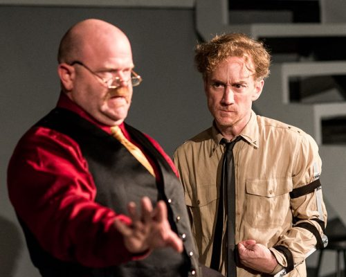 Rusty Tennant and Matt Smith. Greg Parkinson Photography