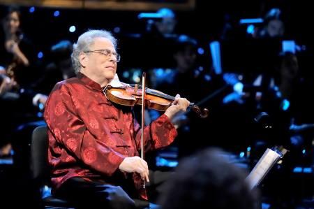 Itzhak Perlman.