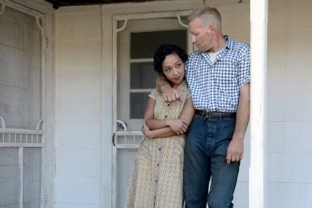 "Ruth Negga and Joel Edgerton in ""Loving."""
