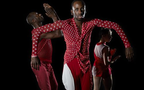 Reggie Wilson/Fist and Heel Performance Group. Photo: Julieta Cervantes