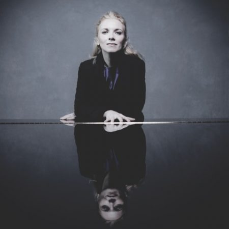 Tamara Stefanovich curated Portland Piano International's 'The Clearing.' Photo: Marco Borggreve.