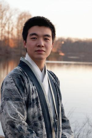 Yihan Chen performs at Portland Piano International's 'The Clearing.'