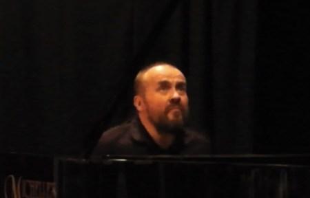 Maciej Grzybowski performed in the Polish Music series at Portland's Polish Hall/