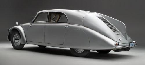 Tatra T77a Sedan, 1938. Photo: Peter Harholdt. Courtesy of Helena Mitchell & John Long.