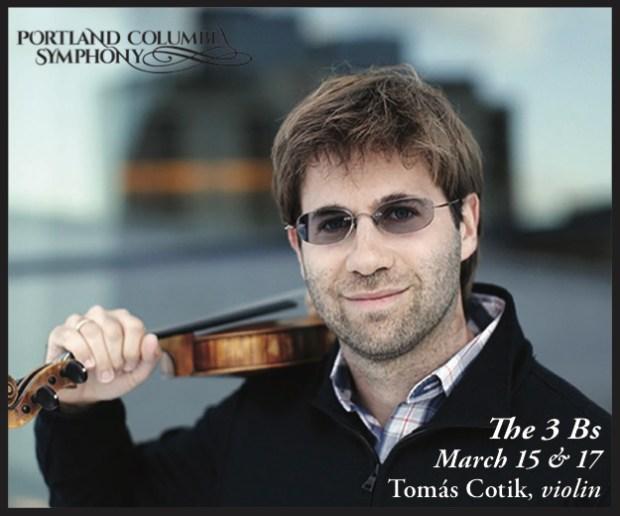 Portland Columbia Symphony Orchestra