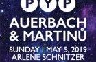 Portland Youth Philharmonic Auerbach & Martinu