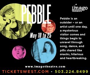 Imago Pebble New Wave Festival