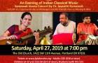 Kalakendra Veena Concert