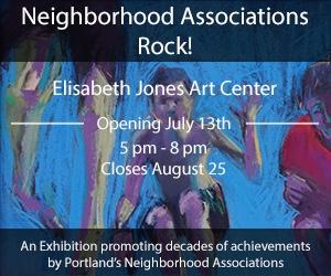 Elisabeth Jones Art Center Neighborhood Associations Rock