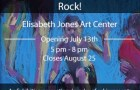 Elisabeth Jones Art Center Neighborhood Associations Rock