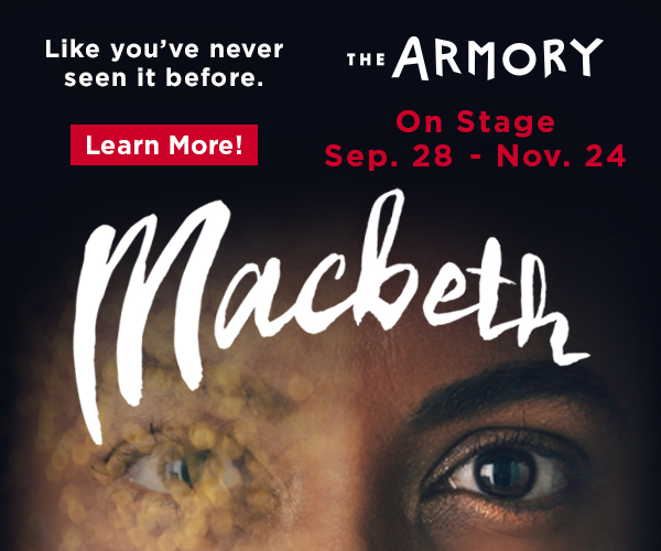 Portland Center Stage at The Armory Macbeth