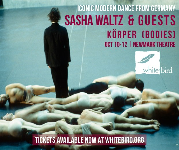 White Bird Sasha Waltz