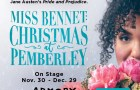 Portland Center Stage at the Armory Miss Bennet: Christmas at Pemberley