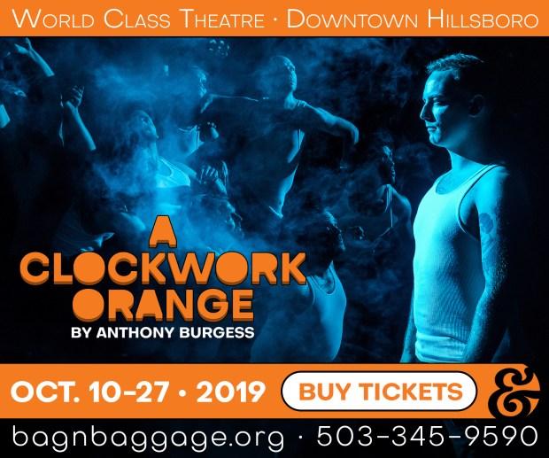 Bag&Baggage A clockwork orange
