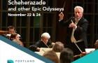 Portland Columbia Symphony Orchestra Scheherazade