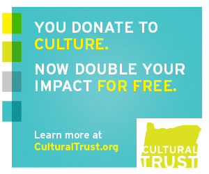 Oregon Cultural Trust tax credit donate