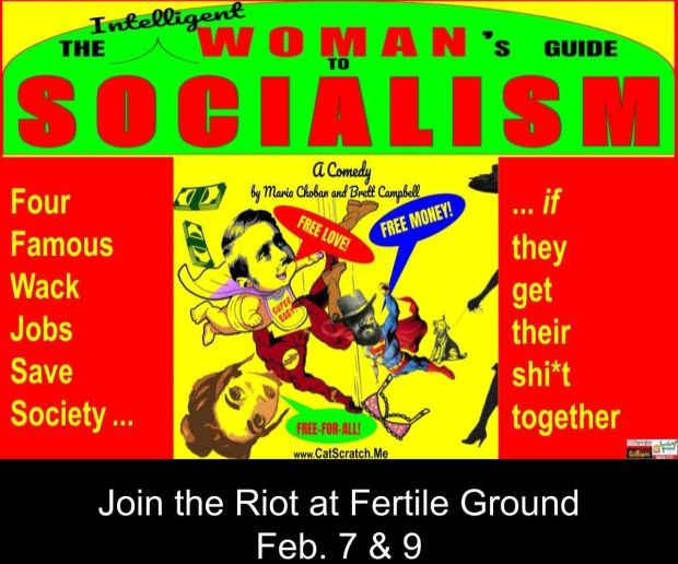 Woman's Guide to Socialism