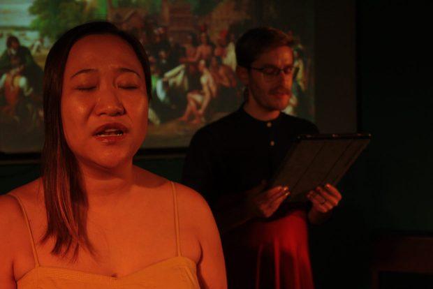 The Broken Consort livestream March 2020.