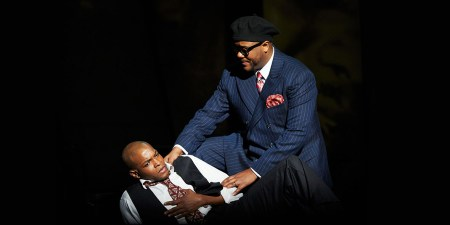 Seattle Opera staged the new opera 'Charlie Parker's Yardbird.' Photo by Philip Newton.
