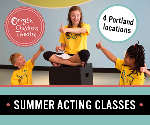 Oregon Children's Theatre Summer Acting Classes Acting Academy