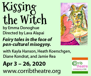 Corrib Theatre Kissing the Witch