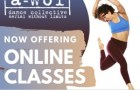 AWOL dance collective streaming classes portland
