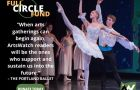 The Portland Ballet Oregon ArtsWatch Full Circle Fund